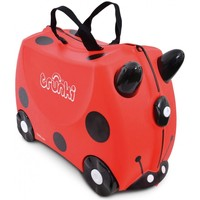Sacs Valises Rigides Trunki Valise enfant Coccinelle Multicolor