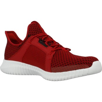 Chaussures Homme Baskets basses Skechers ELITE FLEX Rouge