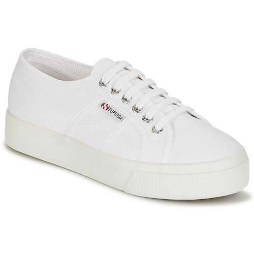 Baskets Basses Haut Superga - Blanc tUIc8Aigzx