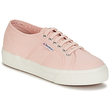 Chaussures Femme Baskets basses Superga 2730 COTU Rose