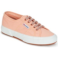 Chaussures Femme Baskets basses Superga 2750 CLASSIC SUPER GIRL EXCLUSIVE Rose
