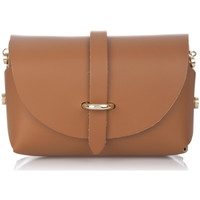 Sacs Femme Besaces Laura Moretti Besace ANDREA Camel