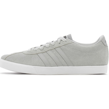 Chaussures Femme Baskets basses adidas Performance Courtset W Grey Two / Grey Two / Core Black