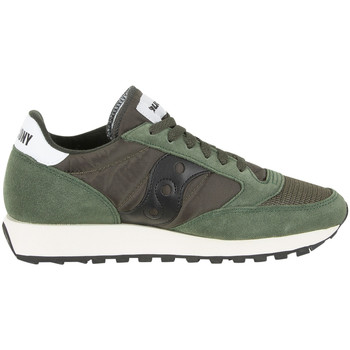 Chaussures Homme Baskets basses Saucony Homme Jazz Original Vintage Trainers, Vert vert