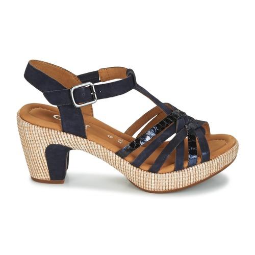 Sandales Et Nu Marine Mastiar Gabor pieds Femme QCoxBeWrd