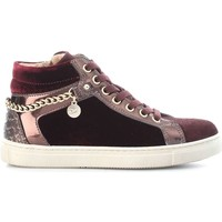 Chaussures Fille Baskets montantes Nero Giardini A732470F  Fille violet violet