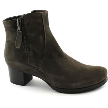 Chaussures Femme Bottines Grunland  Marrone