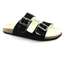 Chaussures Femme Mules Grunland  Nero