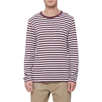 Vêtements Homme T-shirts manches courtes Obey T-Shirt  Eighty Nine Icon - Eggplant Multi Violet