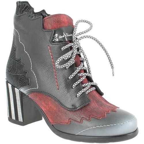 Maciejka 03190 noir - Chaussures Bottine Femme