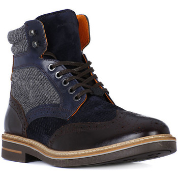Chaussures Homme Boots Ambitious AMBITIUS  BOOTS BROWN Marrone