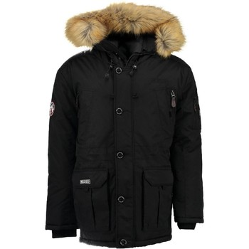 Vêtements Homme Parkas Geographical Norway Parka Boeing Noir