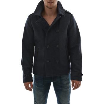 Vêtements Homme Vestes Petrol Industries JAC141 Bleu Pétrole