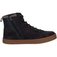 Chaussures Enfant Baskets montantes Hogan HXC1410Z450HB94176 bleu