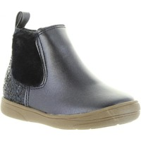 Chaussures Fille Boots Urban 371628-B1080 Azul