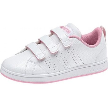 Chaussures Fille Baskets basses adidas Originals Chaussure fille VS ADV CL CMF C blanc