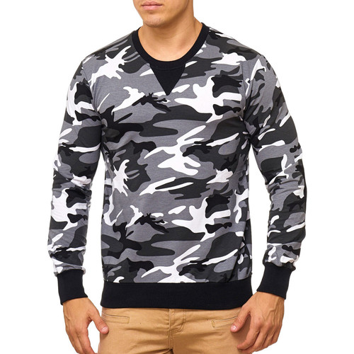 Pull V767 Violento Camo Blanc Pour Homme Camouflage m8ON0wnv