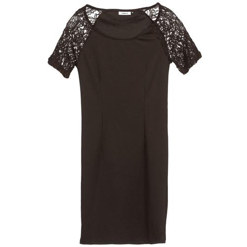 Vêtements Femme Robes courtes Only DIVA Noir