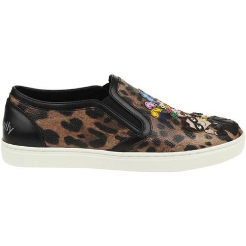 Chaussures Femme Slip ons D&G CK0028 AG352 HA94N multicolore