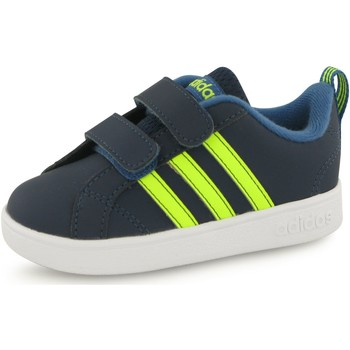 Chaussures Enfant Baskets basses adidas Originals Advantage Vs bleu