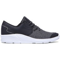 Chaussures Homme Baskets basses Supra NOIZ black charcoal white Noir