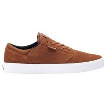 Chaussures Homme Baskets basses Supra Chaussures  YOREK LOW Brown wht Marron