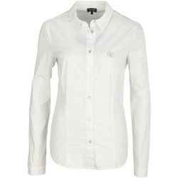 Vêtements Femme Chemises / Chemisiers Armani jeans 05C33 Blanc