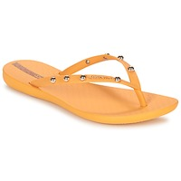 Chaussures Femme Tongs Ipanema WAVE GLAM Jaune