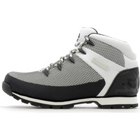Chaussures Homme Boots Timberland Euro Sprint Fabric White Fabric