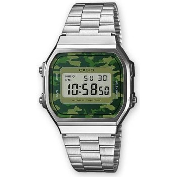 Montres & Bijoux Montres Digitales Casio Montre  Collection - Silver Gris