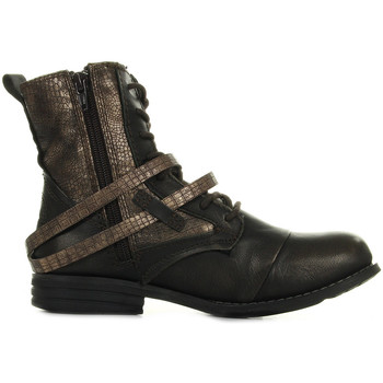 Chaussures Femme Bottines Bunker KOL AR2 MORO marron
