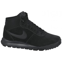 Chaussures Homme Boots Nike HOODLAND SUEDE /  NOIR Noir