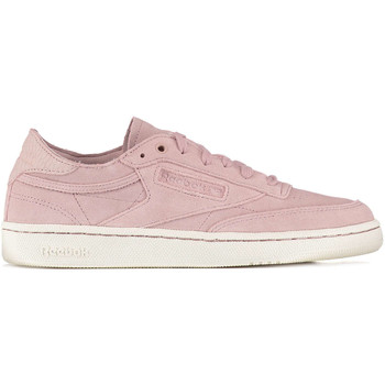 Chaussures Homme Baskets basses Reebok Sport Baskets  Club C 85 Fbt Decon Rose Femme Rose
