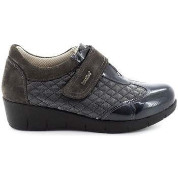 Chaussures Femme Baskets basses Tamicus BALITEX-8 Gris