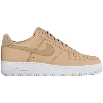 Chaussures Homme Baskets basses Nike ZAPATILLAS  AIR FORCE 1 PRM Beige