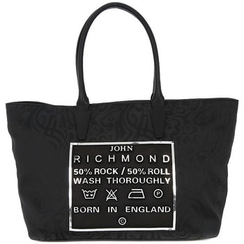 Sacs Femme Cabas / Sacs shopping Richmond BLACK SILVER TATOO Grigio