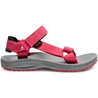 Chaussures Femme Sandales et Nu-pieds Teva Winsted Solid Womens Rouge-Gris-Rose