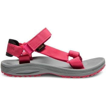 Chaussures Femme Sandales et Nu-pieds Teva Winsted Solid Womens Gris-Rouge-Rose