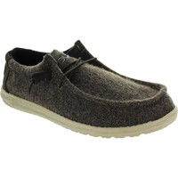 Chaussures Homme Derbies Hey Dude Wally WL marron