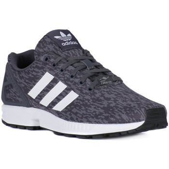Chaussures Femme Baskets basses adidas Originals ZX FLUX W Nero