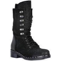 Chaussures Femme Bottes ville Juice Shoes TACCO BLACK Nero