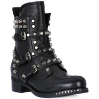 Chaussures Femme Boots Juice Shoes TACCO BLACK Nero