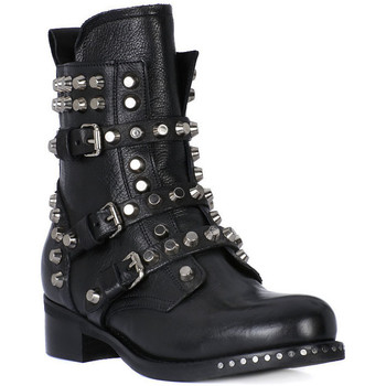 Juice Shoes Marque Boots  Tacco Black