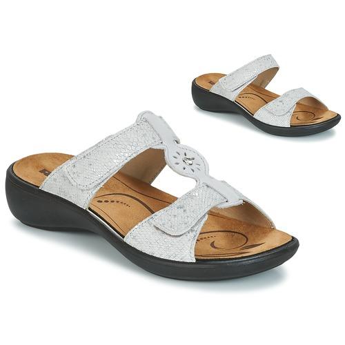 Romika 82 Sandales Ibiza Et Nu pieds Femme Gris XikwOZuTlP