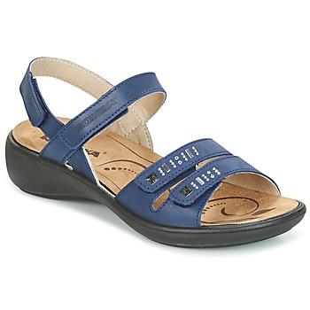 Chaussures Femme Sandales et Nu-pieds Romika IBIZA 86 Bleu
