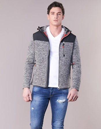 Ziphood Mountain Homme Vêtements Storm Superdry Gris Sweats NOkXP0wn8