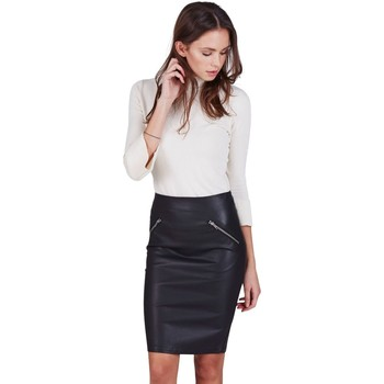 Vêtements Femme Jupes Minimum MANETT Noir