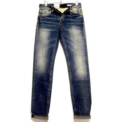 Vêtements Homme Jeans slim Meltin'pot MARTIN D1189 DM390 Bleu