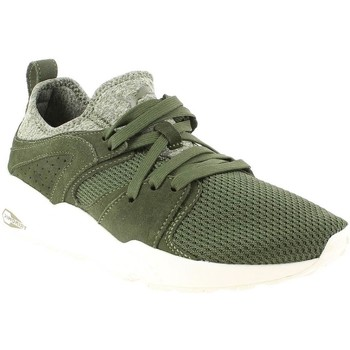 Chaussures Homme Baskets basses Puma 363749 olive
