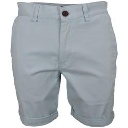 Vêtements Homme Shorts / Bermudas Tommy Hilfiger Bermuda Tommy Hilfiger Dénim bleu ciel pour homme Bleu